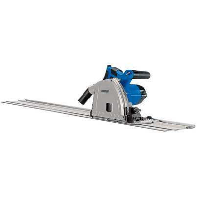 Draper 165mm Plunge Saw with Rail (1200W)
