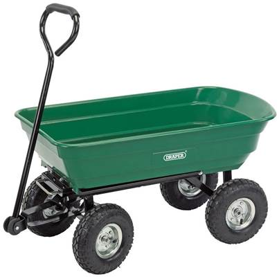 Draper Mobile Tipper Cart (75L)
