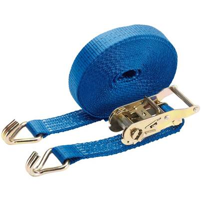 Draper 1000kg Ratchet Tie Down Strap (10M x 35mm)