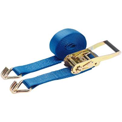 Draper 2500kg Ratchet Tie Down Strap (5M x 50mm)