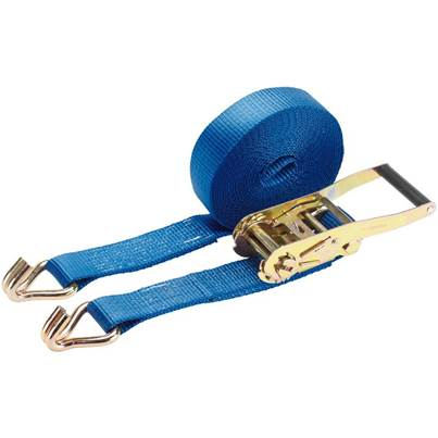 Draper 2500kgRatchet Tie Down Strap (8M x 50mm)