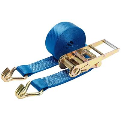 Draper 5000kg Ratchet Tie Down Strap (10M x 75mm)