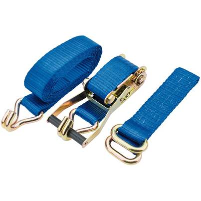 Draper 2250kg Ratcheting Vehicle Tie Down Straps