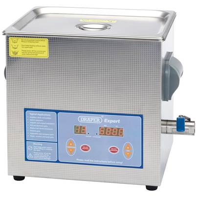 Draper Ultrasonic Cleaning Tank (9L)