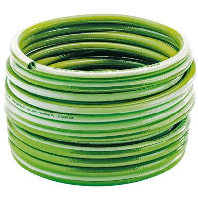 Draper Everflow Green Watering Hose (25M)