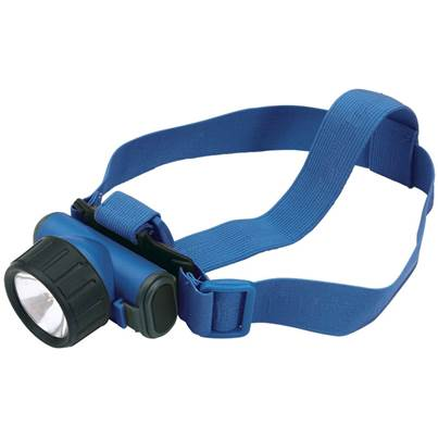 Draper Head Lamp (2 x AA Batteries)