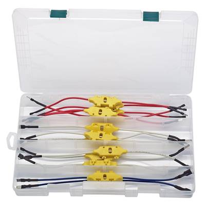Draper Relay Test Lead Kit (13 Piece)