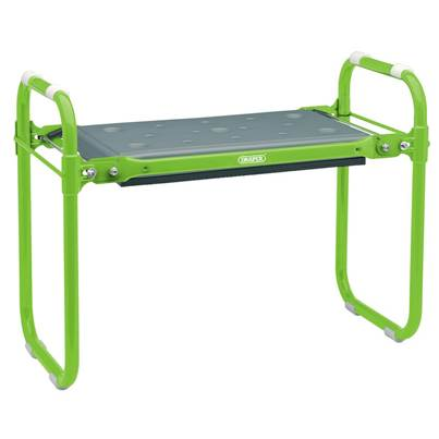 Draper Folding Metal Framed Gardening Seat or Kneeler
