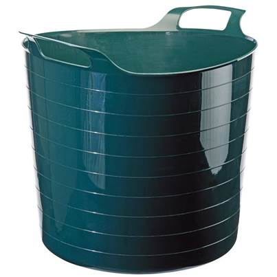 Draper Multi Purpose Flexible Bucket - Green (26L)