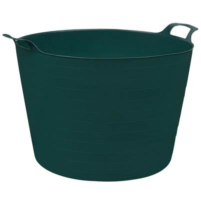 Draper Multi Purpose Flexible Bucket - Green (60L)