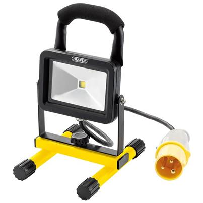 Draper 10W 110V COB LED Work Light - 700 Lumens