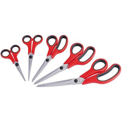 Draper Household Scissor Set (5 Piece)