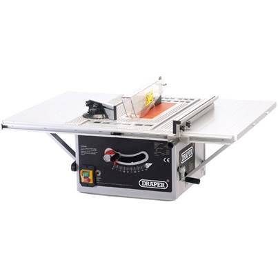 Draper 254mm Table Saw (1500W)