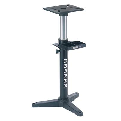 Draper Adjustable Bench Grinder Stand