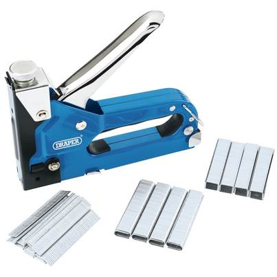 Draper Staple Gun/Tacker Kit