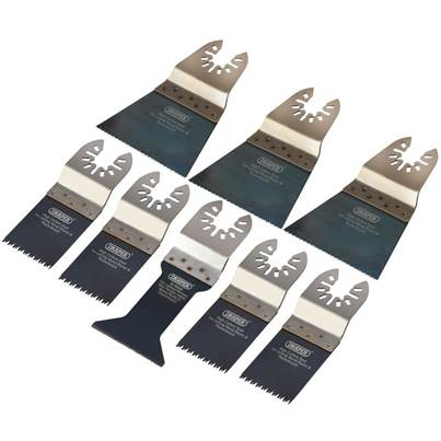 Draper Multi-Tool Blade Set (8 Piece)