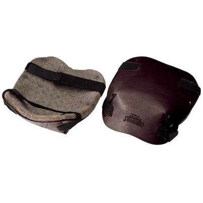 Draper Leather Knee Pads