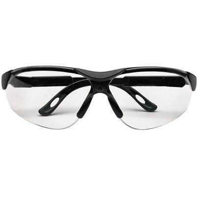 Draper Clear Anti-Mist Adjustable Glasses