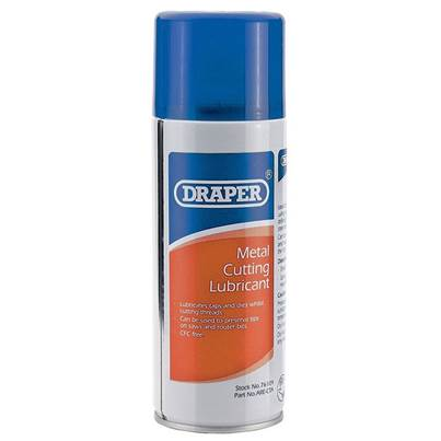 Draper 400ml Metal Cutting Lubricant