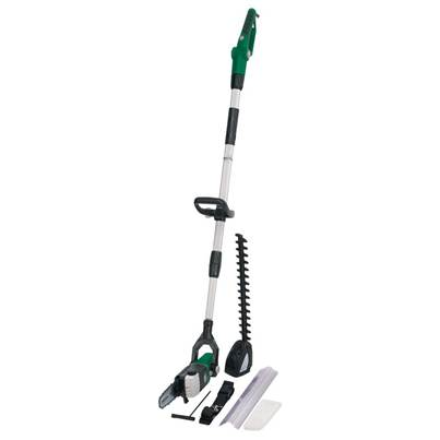 Draper Long Reach Polesaw and Hedge Trimmer (800W)