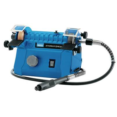 Draper Storm Force® 50mm Mini Bench Grinder (100W)