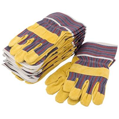 Draper Riggers Gloves - Pack of Ten
