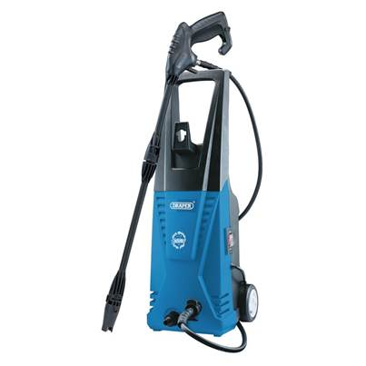 Draper Pressure Washer with Total Stop Feature (1700W)