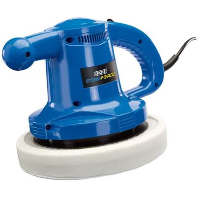 Draper Storm Force® 240mm Polisher (110W)