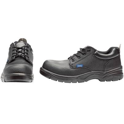 100% Non-Metallic Composite Safety Shoe Size 5 (S1-P-SRC)