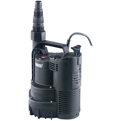 Draper 120L/Min Submersible Water Pump with Integral Float Switch (300W)