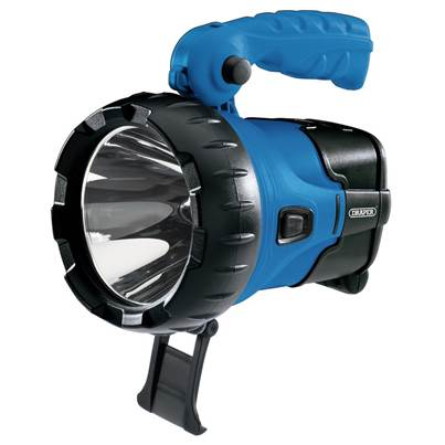 Draper 10W Cree LED Rechargeable Spotlight - 850 Lumens