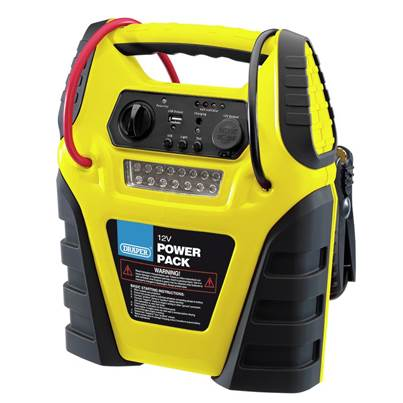 Draper 12V Power Pack