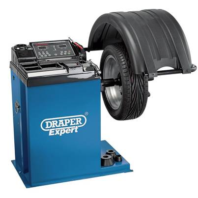 Draper Semi Automatic Wheel Balancer