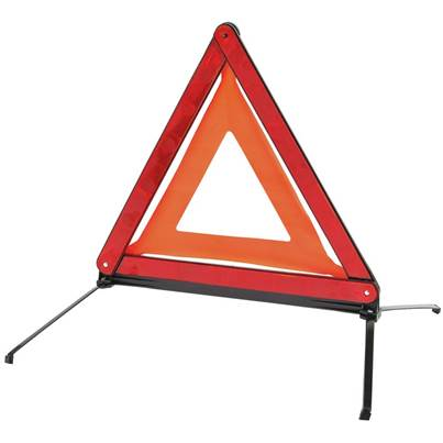 Draper Vehicle Warning Triangle