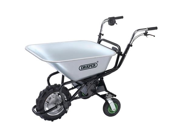 Draper 24V Battery Power Wheelbarrow (250W)