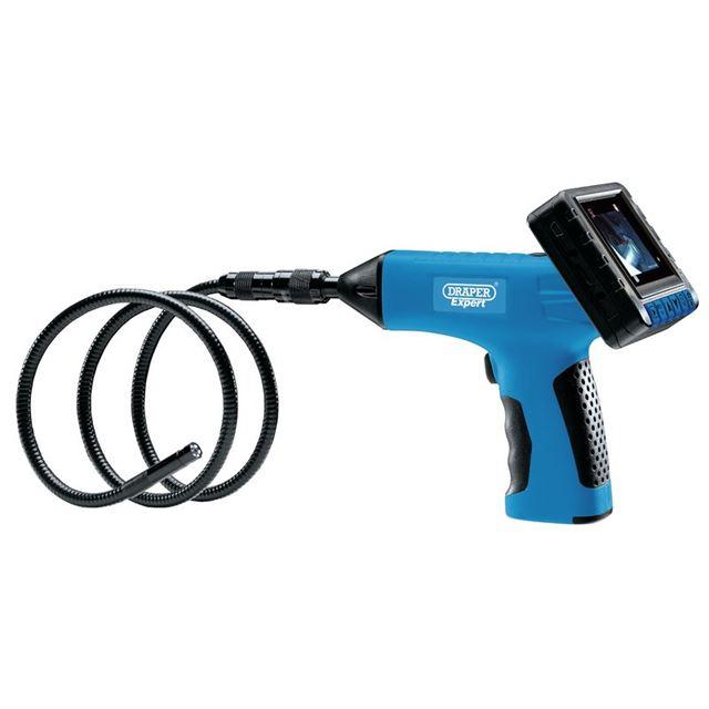 Draper Rechargeable Pistol Grip Borescope