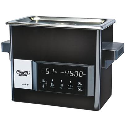 Draper Ultrasonic Cleaning Tank (3L)