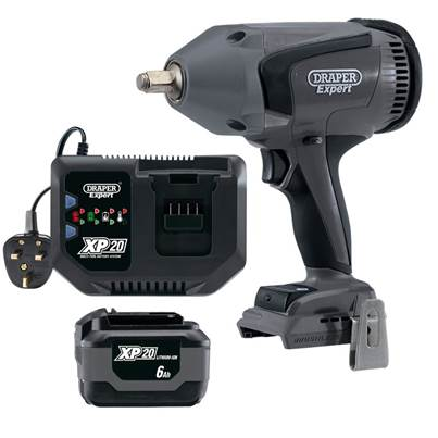 "XP20 1/2"" Impact Wrench Kit"