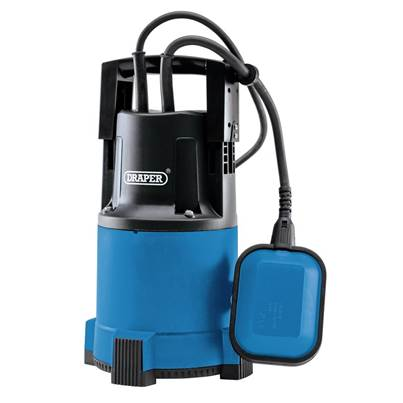 Draper 110V Submersible Water Pump (250W)