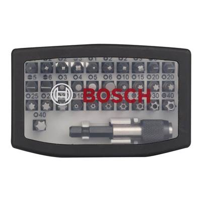 Bosch Screwdriver Bit Set 32 Piece