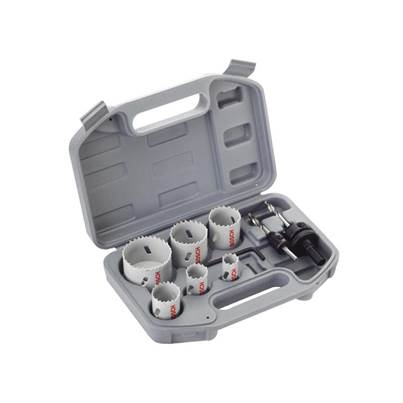 Bosch Bi-Metal Holesaw Set for Electricians 9 Piece
