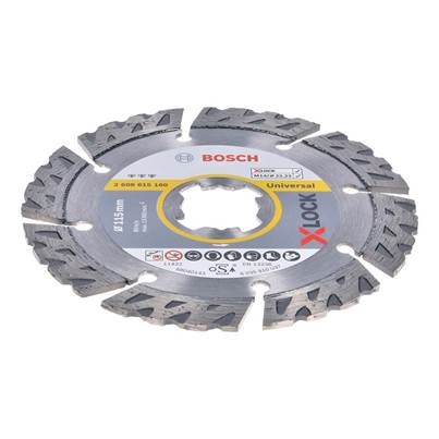 Bosch X-LOCK Best Universal Diamond Disc