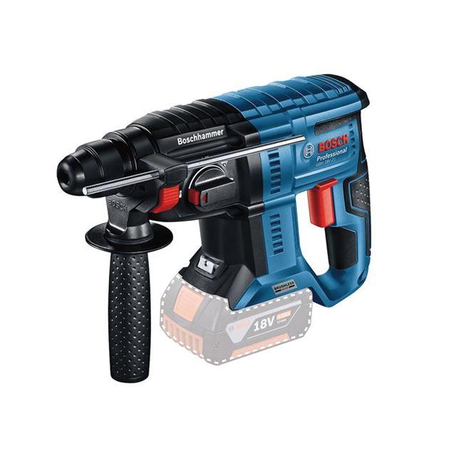 Bosch GBH 18V-21 SDS Plus Hammer Drill 18V Bare Unit + L-BOXX