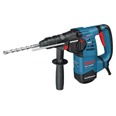 Bosch GBH 3-28 DFR Professional Rotary Hammer & Quick Change Chuck 800W 240V