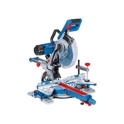 Bosch GCM 350-254 Double Bevel Sliding Mitre Saw 254mm 1800W 110V