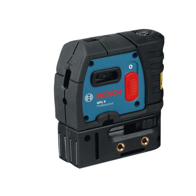 Bosch GPL5 5 Point Laser 30 Meter