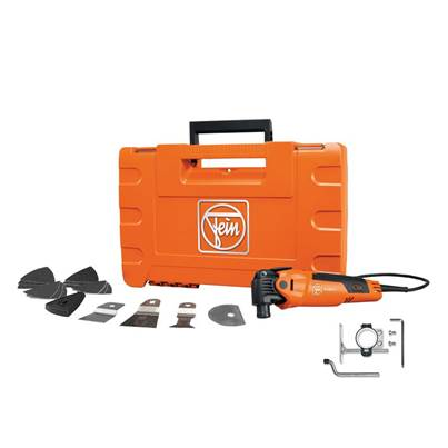 Fein FMM350QAV MultiMaster Quick Start with Blade & Depth Stop 350W 110V