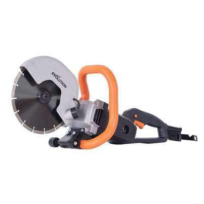 Evolution R230DCT 230mm Disc Cutter + Blade 2000W 240V