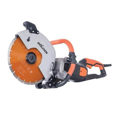 Evolution R300DCT+ 300mm Disc Cutter Kit
