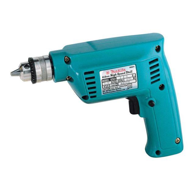 Makita 6501 6.5mm Chuck Rotary Drill 230W 240V